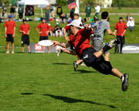 Saturday Photo Highlights Preview -- 2011 USAU College Championships