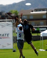 Friday 2:30pm round -- 2011 USAU College Championships
