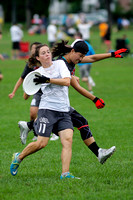 Saturday - Mixed Round 3 - 2016 USAU Northeast Regionals