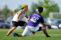 Sunday Open Bracket Play - 2012 USAU D-III College Championships