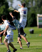 Saturday Round 7 - 2014 USAU US Open
