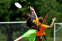 Sunday Girls Finals -- USAU 2012 HS Southerns