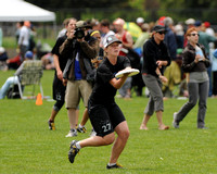 Saturday 12:30pm round -- 2011 USAU College Championships
