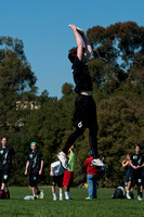 Sunday Open action from Stanford Invite 2012