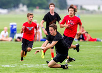 Boys U-19 - Saturday - Motown Throwdown 2014