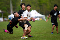 USAU HS Northeasterns -- USAU Reserved