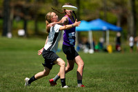 2012 USAU HS Northeasterns; Saturday