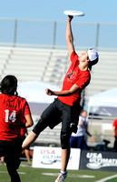 USA Ultimate Nationals Championships 2013 - Scandal vs Riot Semi-Final game