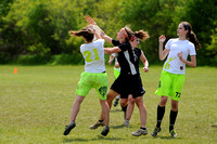 2010 UPA High School Girls Eastern Championship Finals -- Amherst vs. YHB