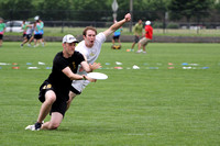 Friday Open Division action from 2012 College Nationals