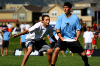 Sunday Open Quarter-Final action from 2012 College Nationals