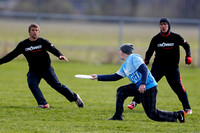 Sunday Action - USA Ultimate 2014 College Division I Ohio Valley Regional Tournament