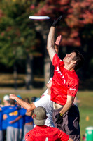 USAU Northeast Men's Regionals -- Saturday