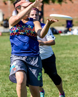 USAU Northeast Mixed Regionals - Saturday