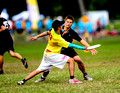 Semis - Playoffs (33rd to 48th) - Open Division - WUCC 2014