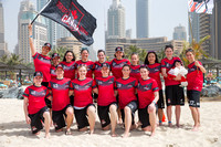 Canada Women's Masters Team Photo - WCBU 2015