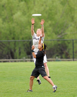 Saturday 5pm Crossover Round -- 2011 USAU College Championships