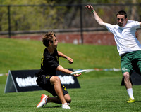Friday 12:30pm round -- 2011 USAU College Championships