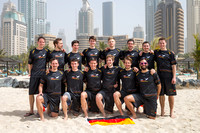 Germany Open Team Photo - WCBU 2015