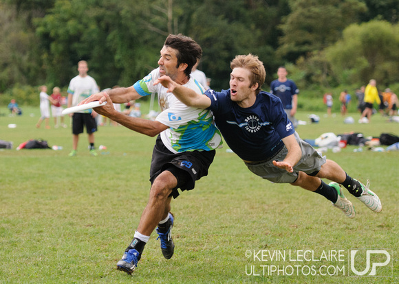 2012 Chesapeake Invite Sunday Action