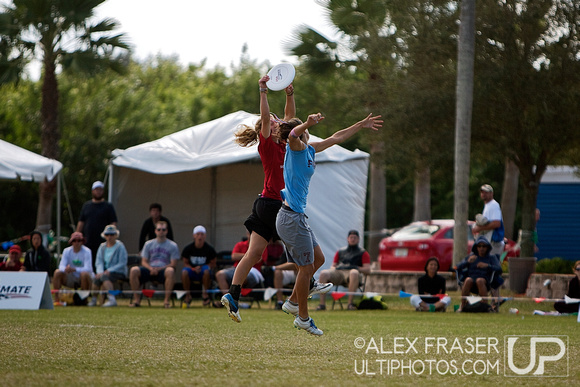 Women's Finals - Fury vs. Riot - 2012 USA Ultimate Club Championships