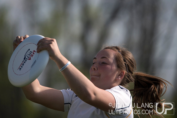 Pre-Quarters - USA Ultimate DI College Championships 2015