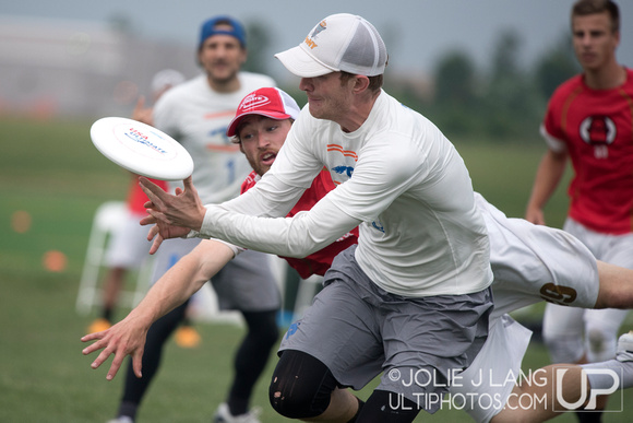 Pool Play - USA Ultimate US Open Championships 2015