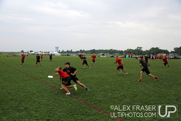 Friday Round 2 - 2015 USAU US Open