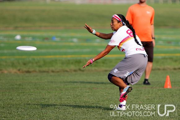 Saturday Placement - 2015 USAU US Open