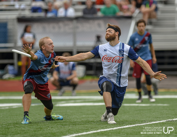 BOS Whitecaps host PHL Spinners - MLU - 7/18/15