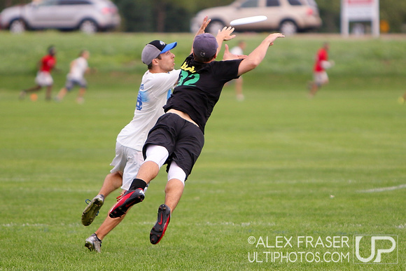 Saturday Round 1 - 2015 USAU Pro Flight Finale