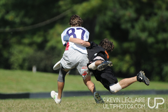 Championship Round Action from 2011 Mid-Atlantic Open Regionals