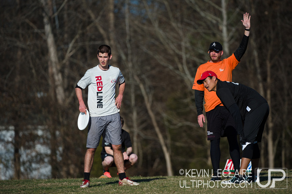 2014 Queen City Tune Up Sunday Action