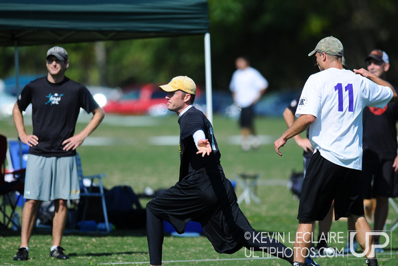 OLD SAG v. Chesapeaked in 2009 Midatlantic Masters Regionals Pool Play