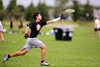 Friday Round 2 - 2015 USAU Youth Club Championships