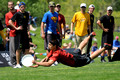 Open Semis - CUT v Iowa - 2011 College Championships
