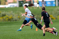 U16 Girls - Saturday - 2016 USAU Youth Club Championships