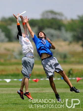 2012 US Open Friday Action