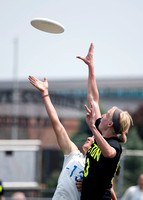 Fury vs Brute Squad - Women's Semi-Final - USA Ultimate US Open