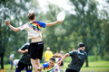 Wild Card vs The Ghosts  - Round of 16 - Playoffs (1st-16th) Mixed - WUCC 2014