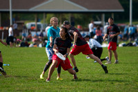 Saturday Action, Mixed Division, USAU 2012 Northeast Regionals