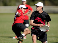 USA Ultimate Club Championships 2012: Friday Masters' Quarterfinals
