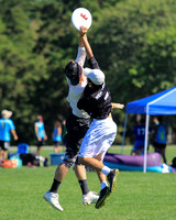 Saturday Action - 2017 USAU Northeast Regionals