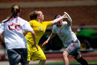 Oregon Fugue vs. OSU Fever Women's Final
