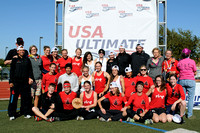 Scandal vs. Fury -- 2013 Women's National Championship Game