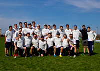 Team Photo - Great Lakes Regionals - USAU 2014 College Series