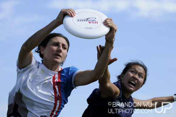 USA Ultimate Club Championships 2011 - Thursday