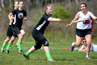Sunday Action, Girls -- USAU 2014 HS Northeastern Championships