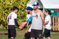2015 Pan-American Ultimate Championships (PAUC) - Bracket Play