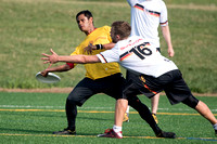 Placement Games - USA Ultimate US Open Championships 2015